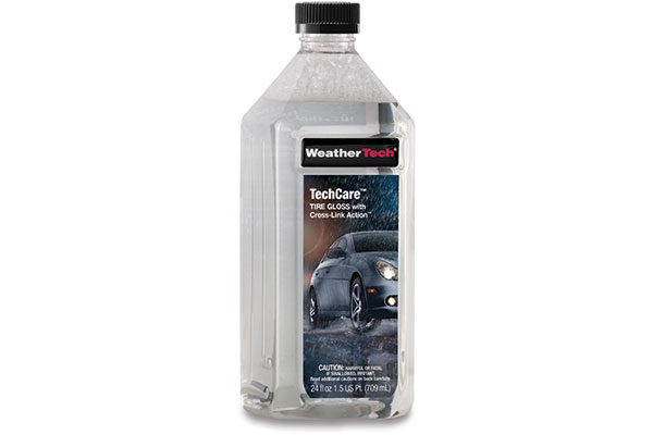 WeatherTech TechCare Tire Gloss with Cross-Link Action