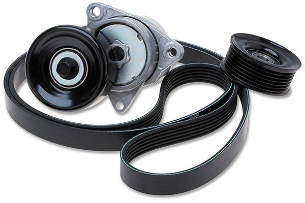 gates serpentine belt kit hero