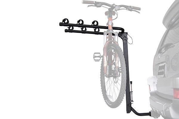 advantage sportsrack tiltaway hitch mount bike rack