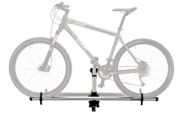 inno aero light qm hitch mount bike rack  2