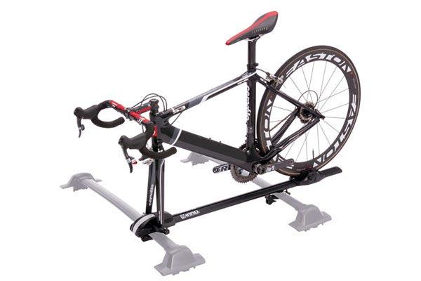 inno slim fork roof bike rack