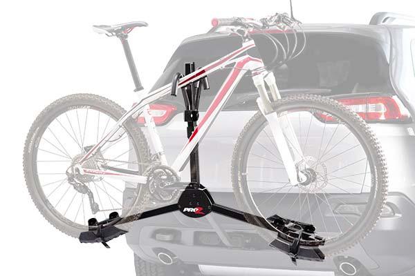 proz hitch platform bike rack
