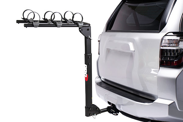 proz premium hitch bike rack