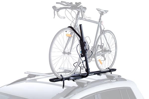 rhino rack roof mount hybrid bike rack