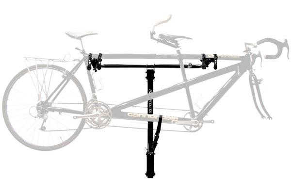 rockymounts tandem tailpipe hitch mount bike rack