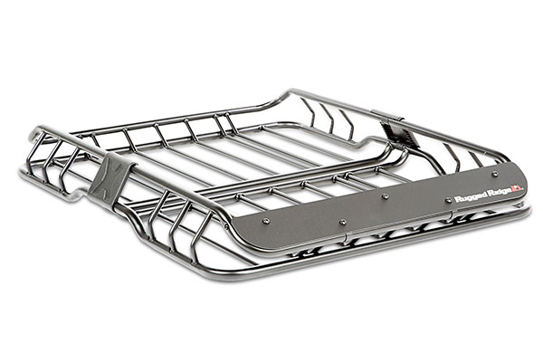 rugged ridge spartacus cargo basket