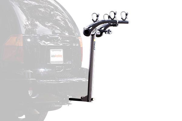 saris axis aluminum hitch mount bike rack