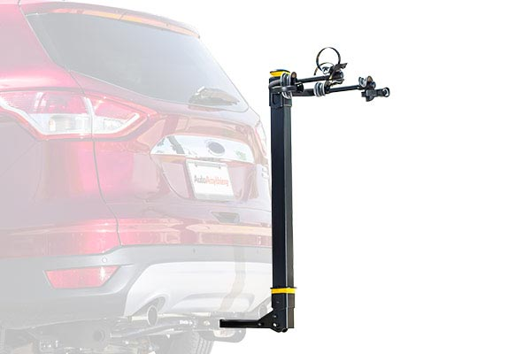 saris bike porter hitch mount bike rack