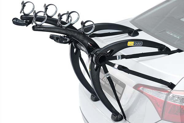 saris bones trunk mount bike rack