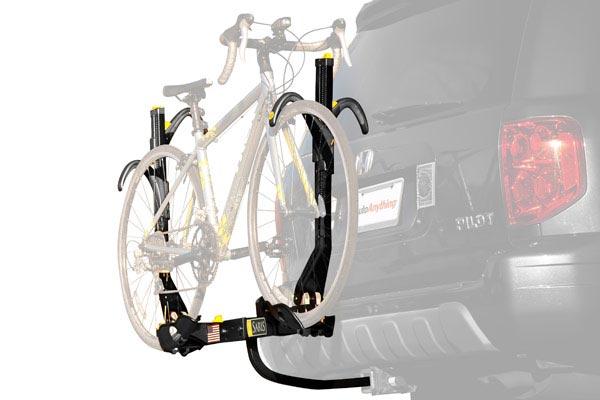 saris freedom superclamp hitch mount bike rack