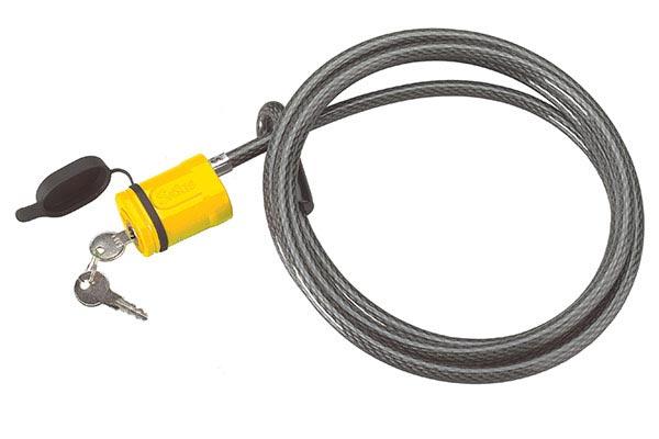 saris locking bike cable