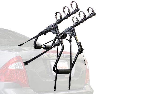 saris sentinel trunk mount bike rack