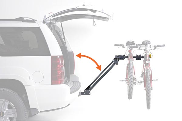 softride access element bike rack