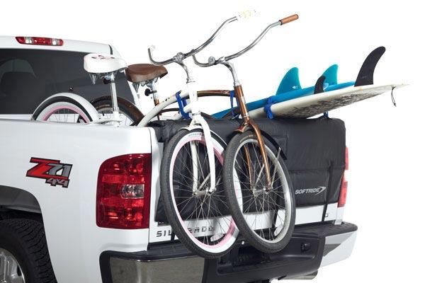 softride shuttle pad truck talgate pad