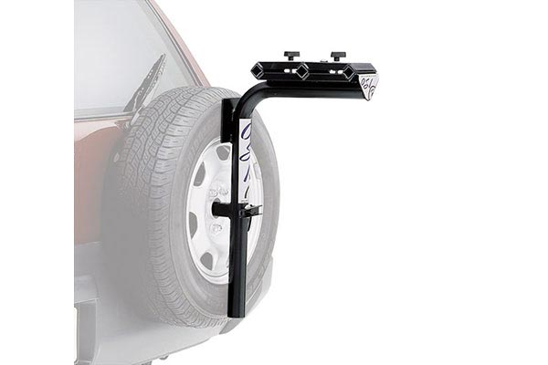 Osi Spare Tire Mount 3 Bike Rack By Surco