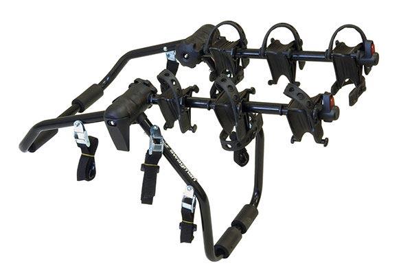swagman st one trunk mount bike rack