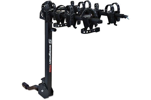 swagman titan hitch mount bike rack