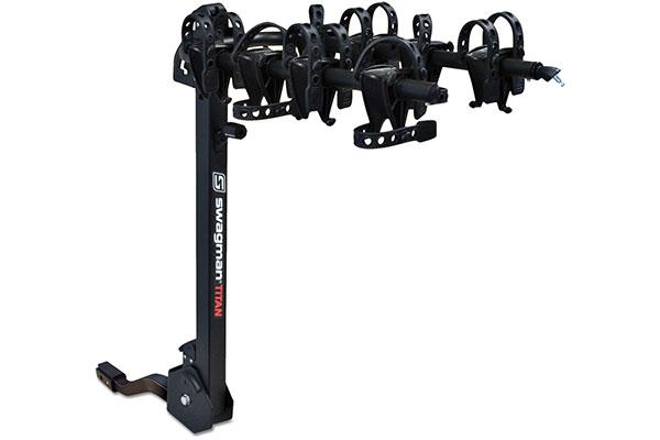 swagman titan hitch mount bike rack