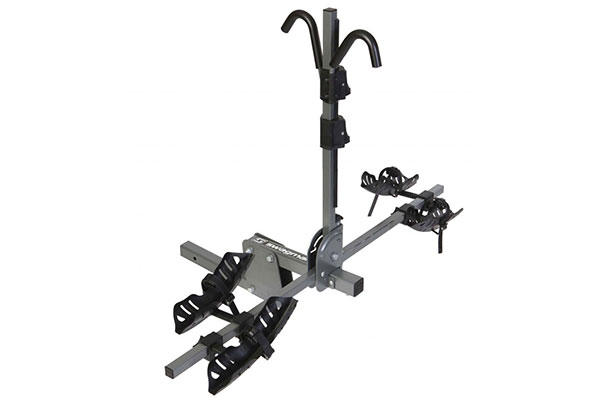 swagman trailhead hitch mount bike rack