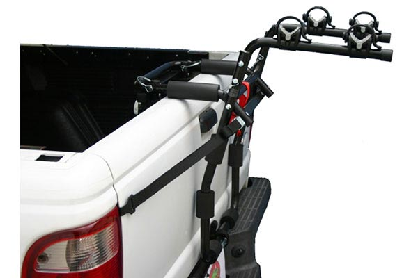 tail gator truck tailgate bike rack