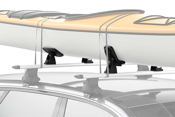 thule dockglide kayak rack hero