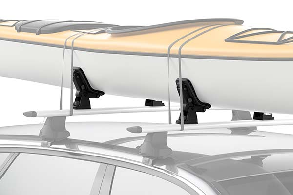 thule dockgrip kayak rack hero