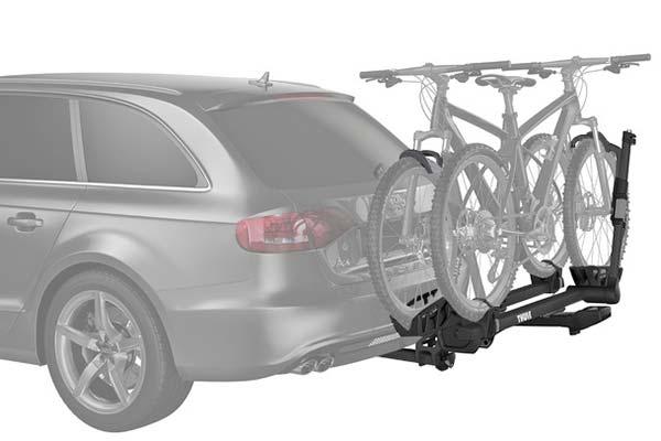 thule t2 pro xt hitch mount bike rack hero