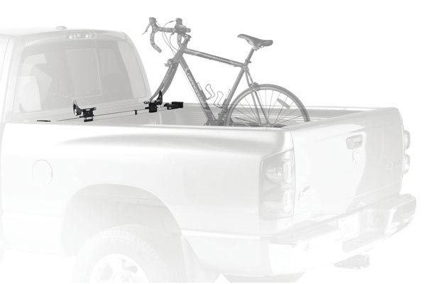 thule bed rider truck bed bike rack