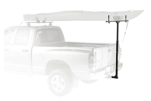 thule goal post canoe carrier