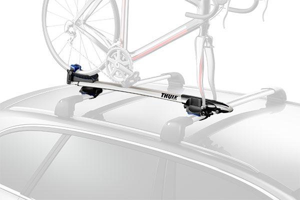 thule sprint 528 roof mount bike rack