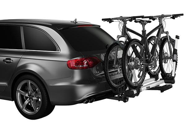Hitch Bike Rack Reviews >> Thule T2 Hitch Mount Bike Rack