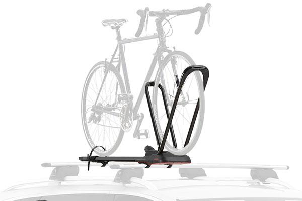 yakima highroad roof mount bike rack hero