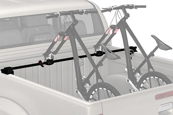 yakima biker bar truck bed bike rack