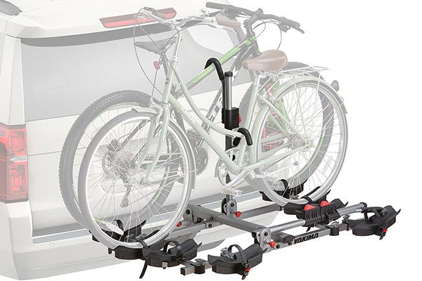 yakima fourtimer hitch mount bike rack
