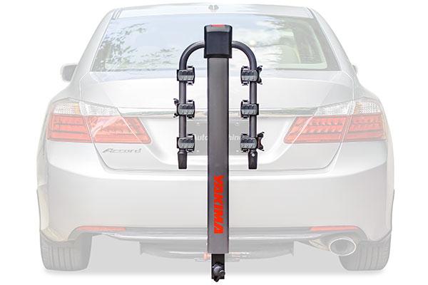 yakima literider hitch mount bike rack