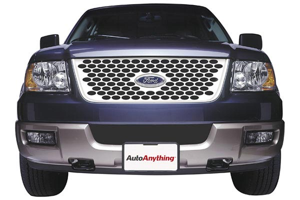 putco designer fx grilles stainless steel ford expedition