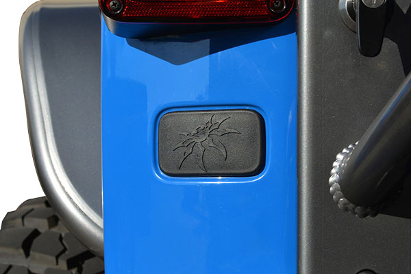 poison spyder license plate delete cover