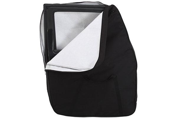smittybilt hard door storage bags
