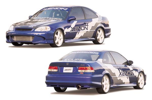 xenon 10240 99 00 Civic FR34