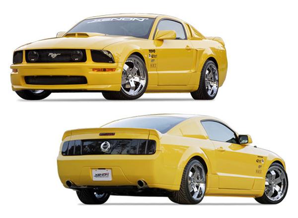 xenon 12300-09-10-19-20-29 05 09 Mustang FR34v4