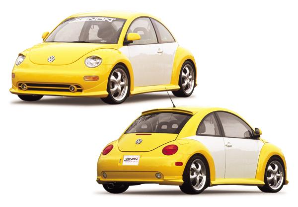 xenon 4400 99 05 Beetle FR34