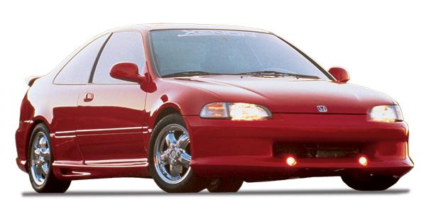 xenon 5610 92 95 Civic F34