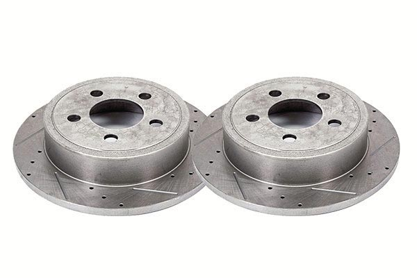 Alloy rotors 7742