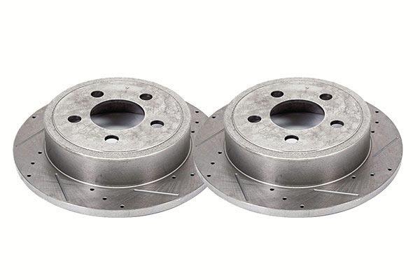 Alloy rotors 7742