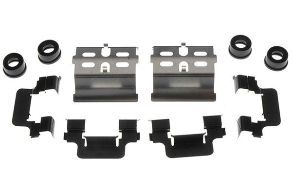 acdelco disc brake hardware