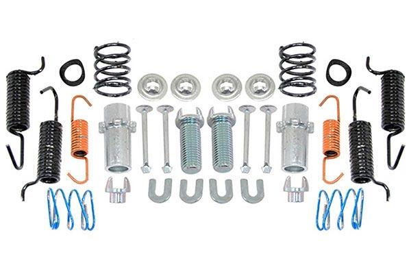 acdelco parking brake hardware