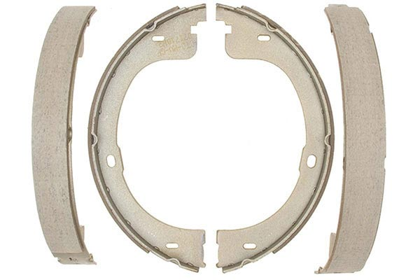 acdelco parking brake shoes