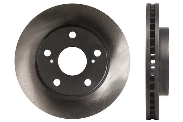 Image of ADVICS Brake Rotor
