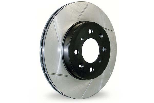 centric c tek slotted brake rotors hero