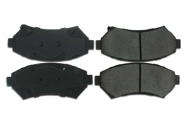 centric fleet performance brake pads hero